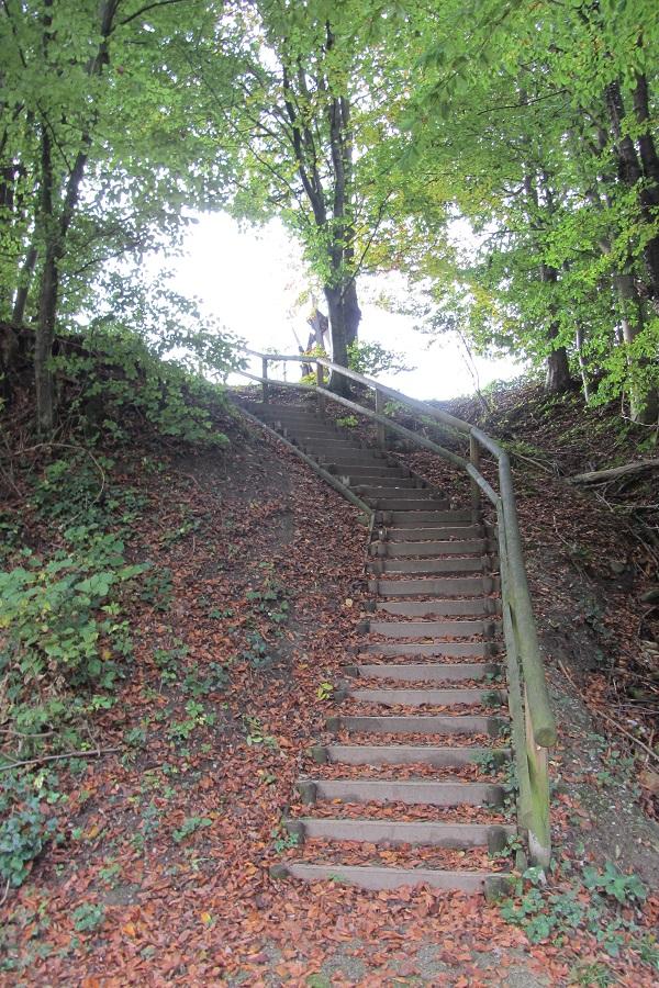 RW 16 Schlossparkplatztreppe