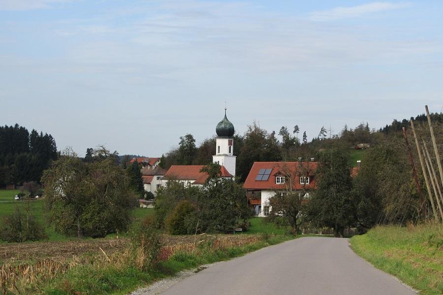 Bänkleweg Kirche sib