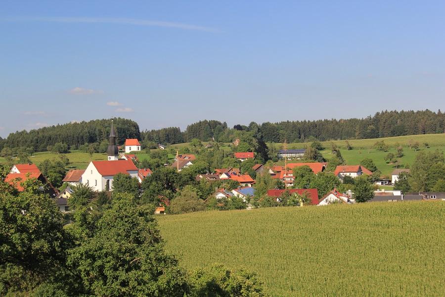 Panoramaweg achberg