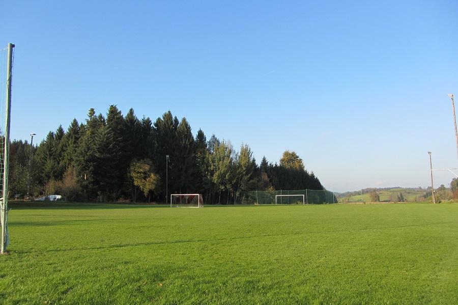 grosser Trainingsplatz