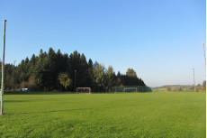grosser Trainingsplatz
