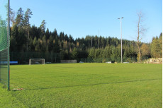 kleines Trainingsfeld
