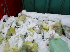 Müllmissstände Dezember 2017