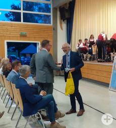 Gratulation Peter Smigoc für Tobias Walch